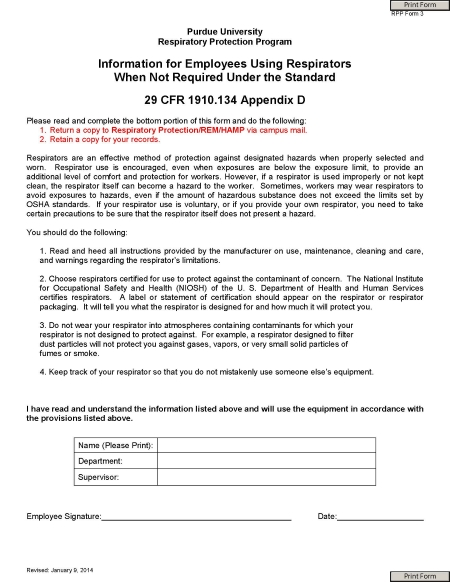 environmental compliance approval application form