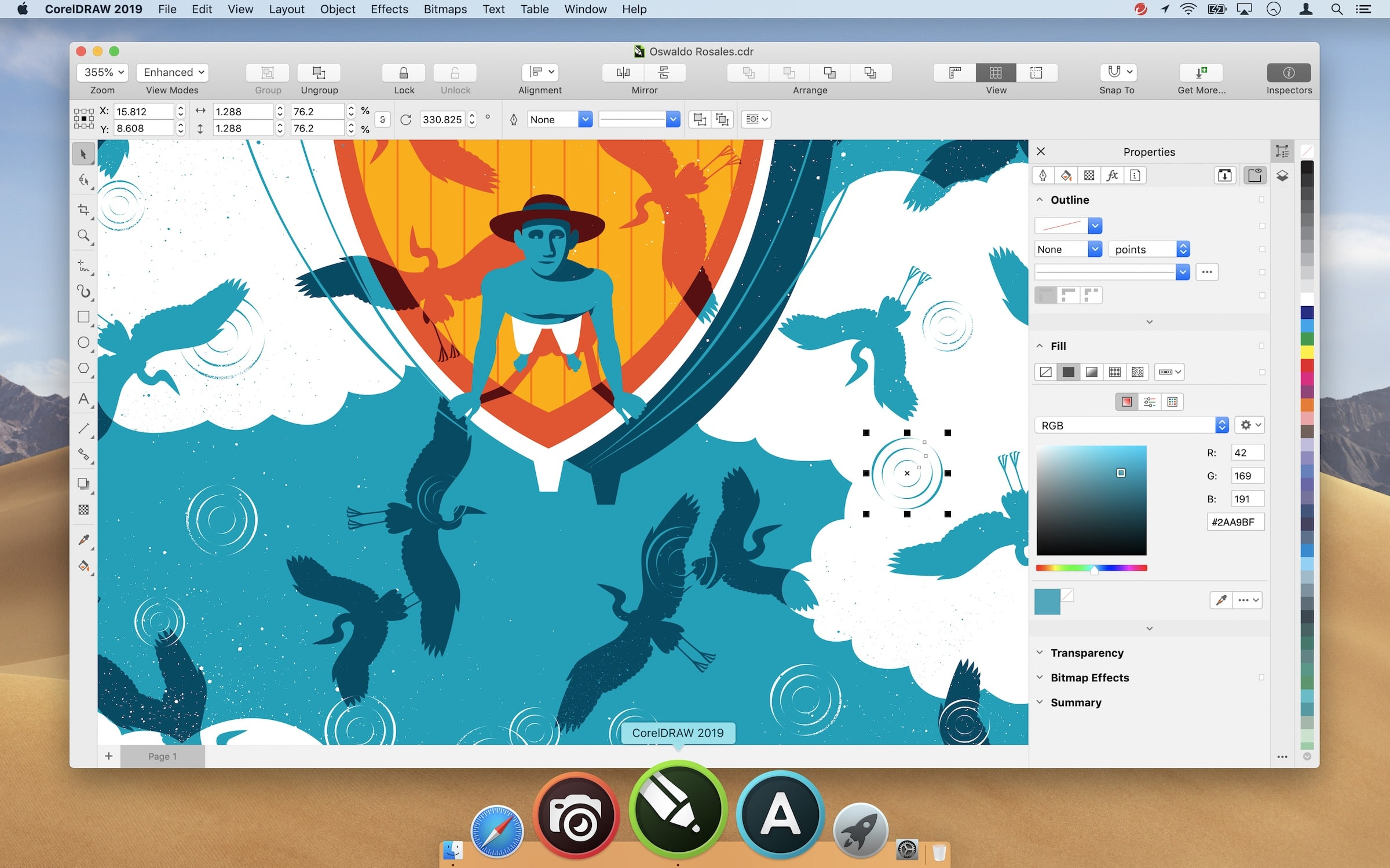 graphic design applications for mac