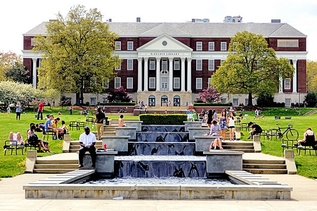 university of maryland college park application deadline