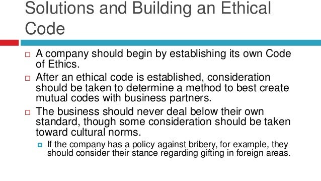 application of ethical theories in business