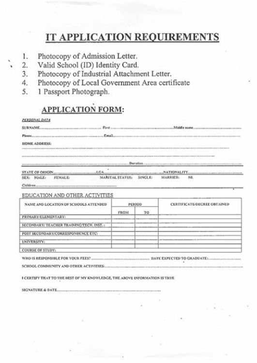 canada student visa application form in nigeria