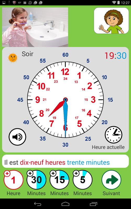 application apprendre a lire android