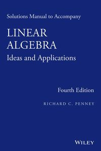 linear algebra and its applications 5th edition solutions manual