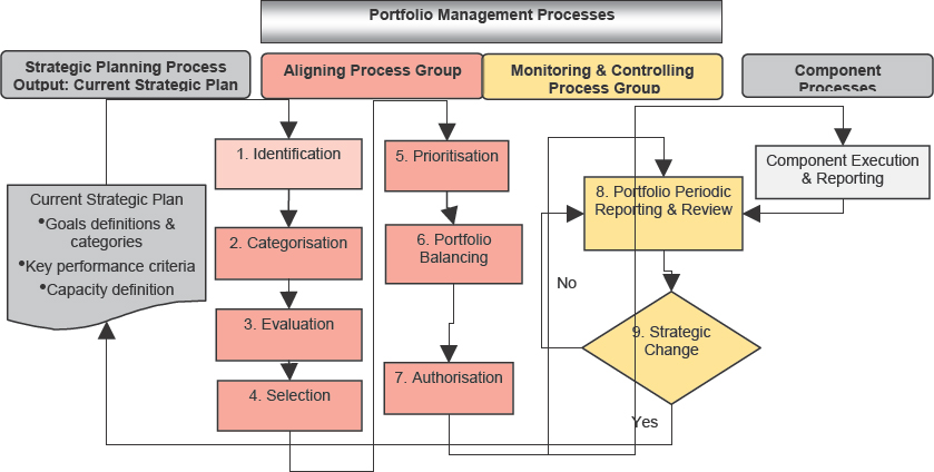 typical description of project in pmp application