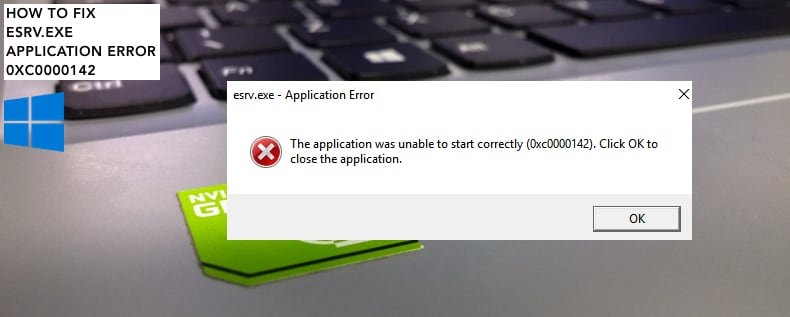nmindexstoresvr exe application error fix