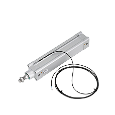 single acting pneumatic cylinder application
