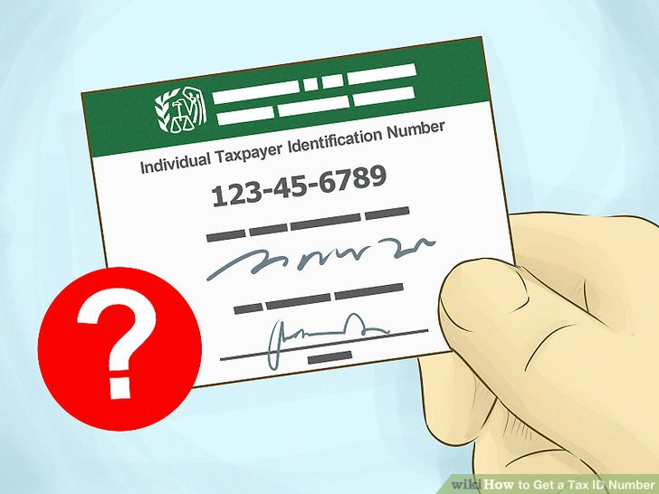 application for irs individual taxpayer identification number instructions
