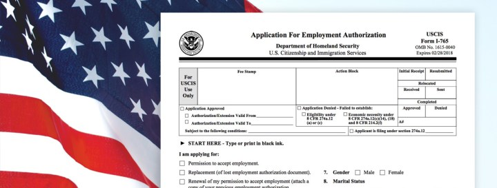 application for permanent resident card instruction guide