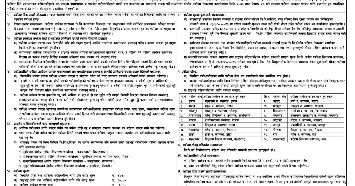 application form for bachelor of education
