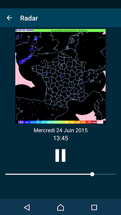 application france 2 pour android