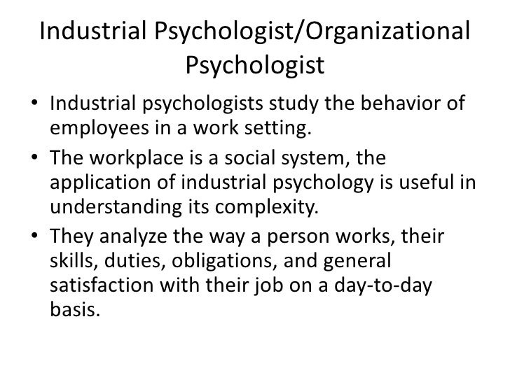 application of psychology in social work
