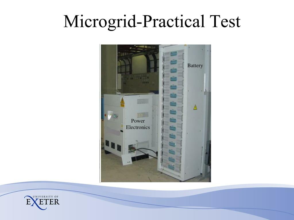 need and application of microgrid