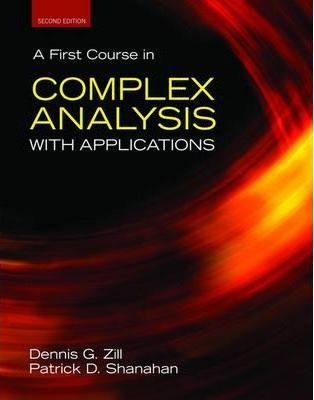 complex analysis a first course with applications pdf