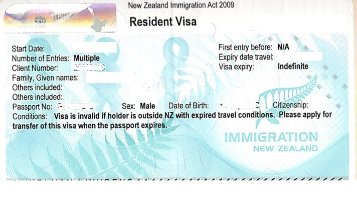 new zealand work visa application